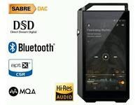 Pioneer XDP-100R-S Portable High Resolution Digital Audio Player - Silver New