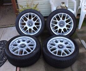Hockenheim R Alloys x 4