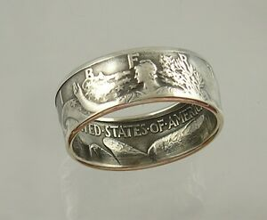 Amazing-Ring-from-a-real-Silver-Coin-Walking-Liberty-Sizes-7-thru-12-1-2