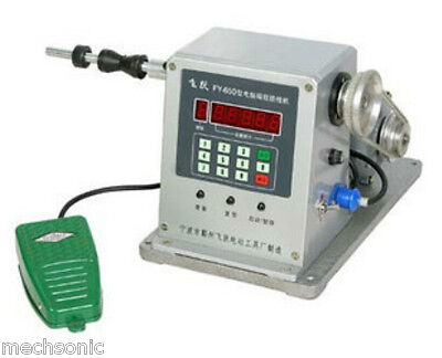 New Computer Controlled Coil Transformer Winder Winding Machine 0.03-0.35mm