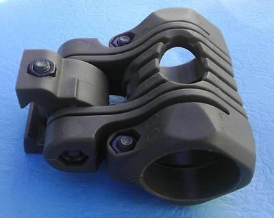 Jc 5 Position Flashlight / Laser Mount For Picatinny Rail - Od Green