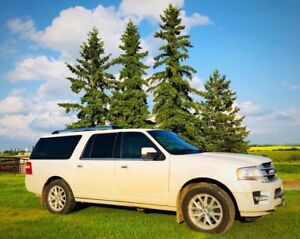 2017 Expedition Limited Max 8 passenger