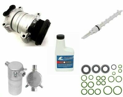 A/C Compressor Kit Fits Chevrolet Blazer S10 GMC Hombre Sonoma Jimmy 99-05 57947