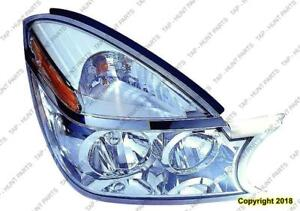 Head Light Passenger Side High Quality Buick Rendezvous 2006-2007