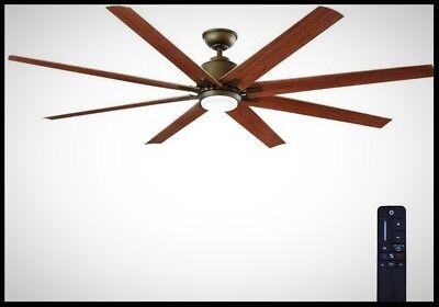 "Home Decorators YG493OD-EB Kensgrove 72"" LED Indoor/Outdoor"