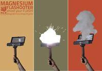 Magnesium Flash Flashooter X Analog Film & Collodion Photography Folding Camera -  - ebay.it