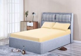🔴🔵🤔DO NOT THINK TOO MUCH YOU ARE ON RIGHT PLACE NOW💯 KING WITH MATTRESS 299 GBP🌈🌈