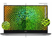 Dell XPS 15 9560 2017 Model, Intel Core i7, 4K Touchscreen, Nvidia 4GB 1050GTX, 512GB SSD, 16GB RAM