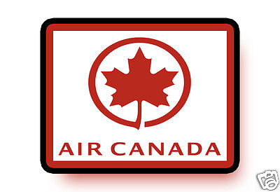 Air Canada Airlines Logo Fridge Magnet 3 25 X2 25  Collectibles  Lm14052