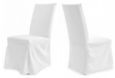 l Hussen für Stühle Lehne bis 96 cm Modell Paris Hochzeit (Hochzeit Stühle)