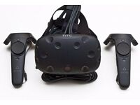 HTC Vive - excellent condition barely used!