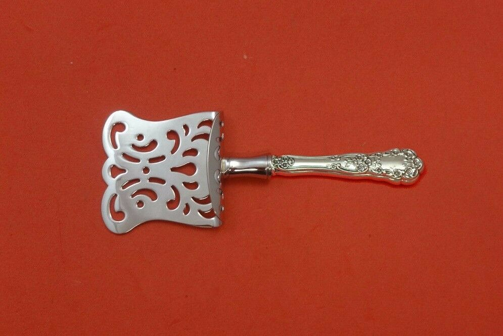 "Strasbourg by Gorham Sterling Silver Petit Four Server 6/"" HHWS  Custom"