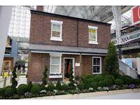 Sectional House, Modular Home, Prefabricated Building, Modern Design Pre fab, Self Build, EX SHOW !