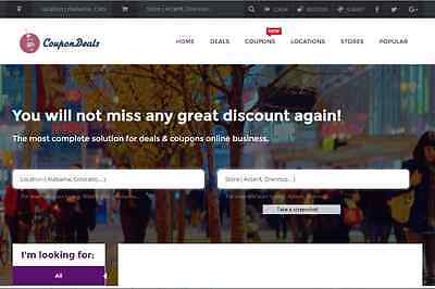 Incredible Coupon Website Free Installationhosting