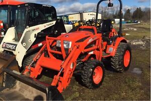 Tractor Loader - Lease/Finance from $625/mo*