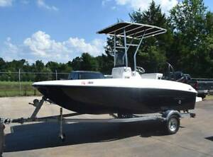 2017 BAYLINER F16 CENTRE CONSOLE FISHING BOAT 75HP
