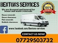 Bentons services..