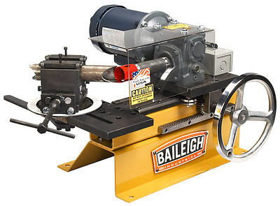 Baileigh Tn-300 Tube Pipe Notcher