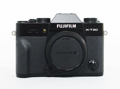 Fujifilm X-T30 26.1 MP Digital SLR Camera - Black - Body Only