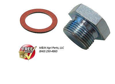 Oil Drain Plug Allis Chalmers B C Ca D10 D12 D15 D17 D19 D21 Ib Wc Wd45 180