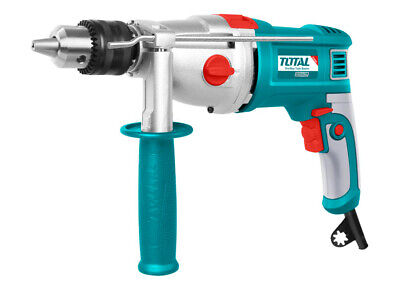 Taladro percutor Total Tools 1050W (MAX 16MM - 2 Velocidades Carcasa reforzada