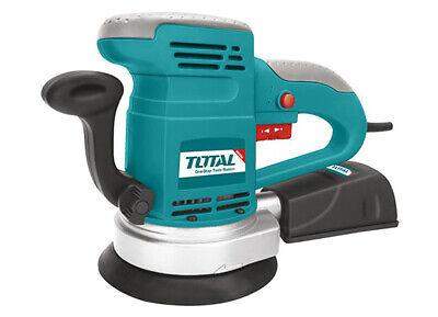 Total Tools Lijadora roto orbital electrica 450W 150MM TF2041501