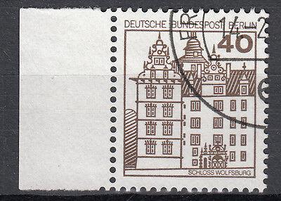 Berlin 1980 Mi. Nr. 614 mit Rand Gestempelt (24716)