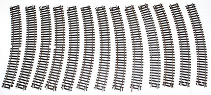 Model Railway Track (Batch 07) Concord West Canada Bay Area Preview