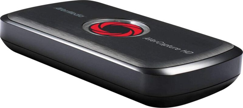 AVerMedia AVerCapture HD, Game Streaming and Game Capture, High Definition 1080p