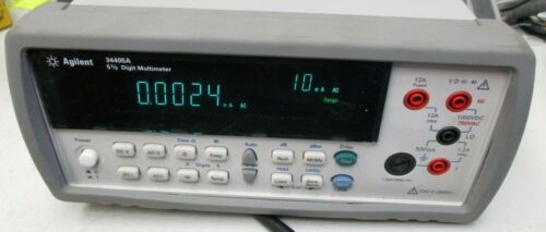Agilent 34405A 5 1/2 Digit Multimeter with USB Interface