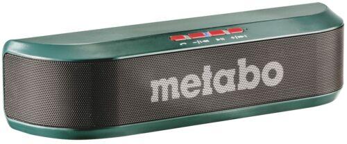Metabo Bluetooth Lautsprecher (657019000)