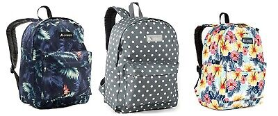 Everest Classic Pattern Backpack Different Styles