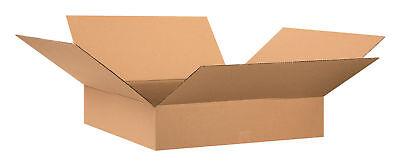 25 - 20 X 12 X 3 Cardboard Shipping Boxes Flat Corrugated Cartons