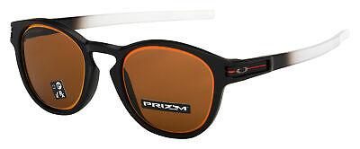 Oakley Latch Sunglasses OO9349-1853  Black Fade | Prizm Bronze | Borderline Asia