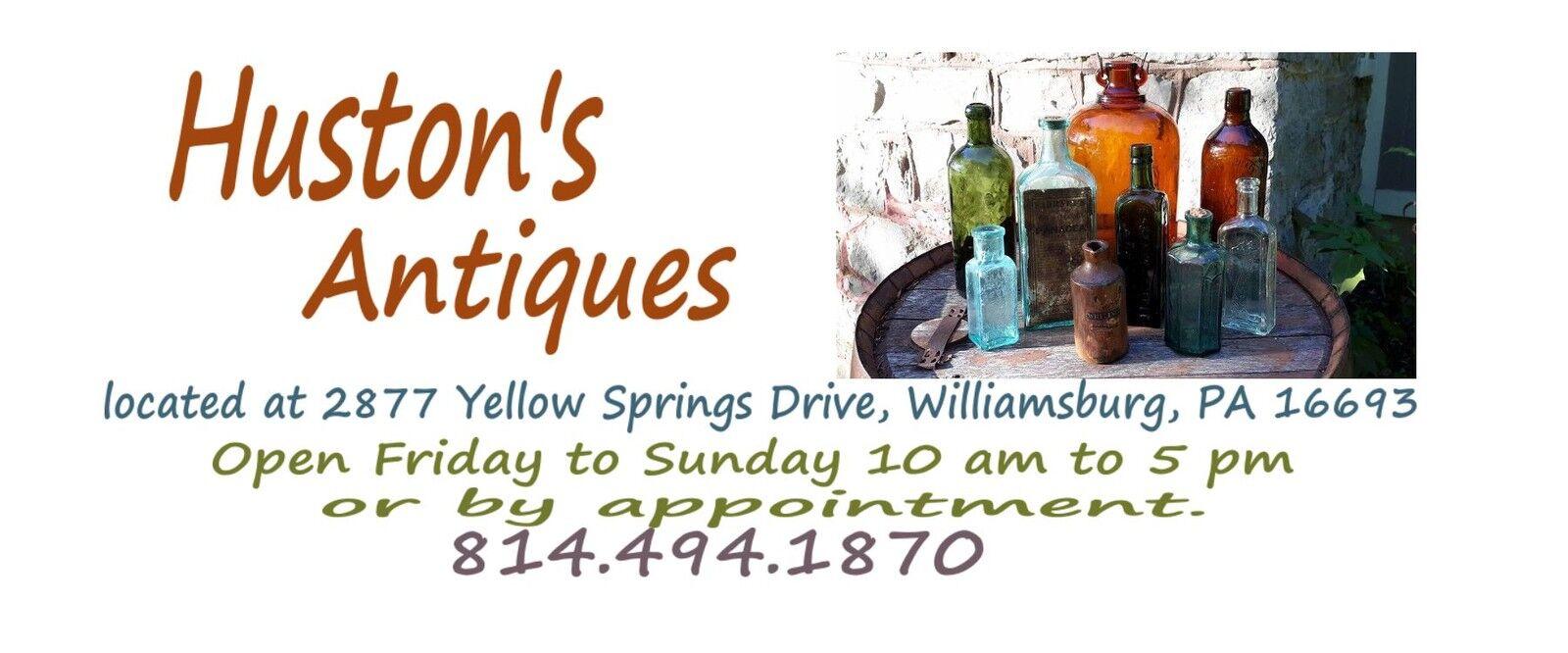 Huston's Antiques