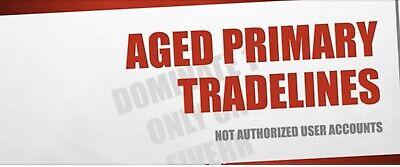 BACKDATED PRIMARY TRADE LINE Secrets eBook