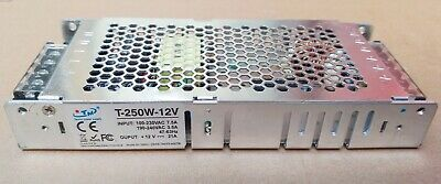 12v 20a21a 250w Dc Regulated Switching Power Supply Led Strip 110v-220v