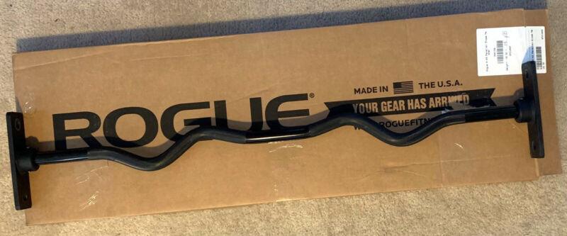 Rogue Infinity Socket Pull-up Curl Bar