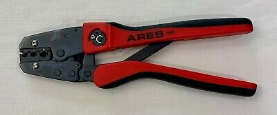 Ares 7005 Ratcheting Crimper Tool For Insulated Weather-proof Terminals