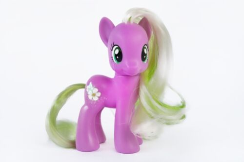 My Little Pony Flower Wishes   FIM rare Nightmare Moon Derpy in hand Flower Wishes Mlp
