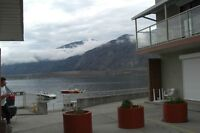 OSOYOOS waterfront townhouse for winter rental