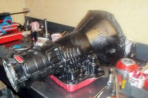 AUTOMATIC TRANSMISSIONS REPAIRED USUALLY IN ONE DAY