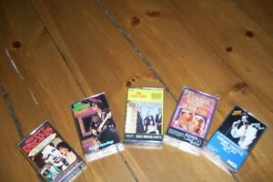 COLLECTIBLE CASSETTES ROY ORBISON,THE PLATTERS,CONWAY TWITTY ECT London Ontario image 1