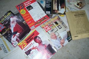 1960S-1980S OLD ELETRONIC MAGS GOOD CONDITION $1.00 EACH London Ontario image 1