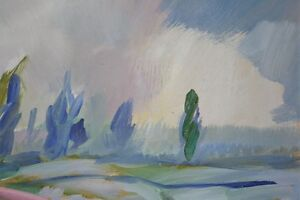 """Beautiful Oil Paintings """"AFTER THE STORM"""" signed by artist Gatineau Ottawa / Gatineau Area image 4"""
