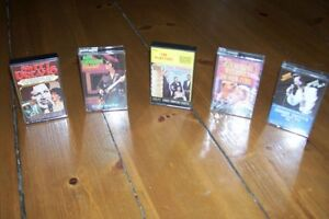 COLLECTIBLE CASSETTES ROY ORBISON,THE PLATTERS,CONWAY TWITTY ECT London Ontario image 2
