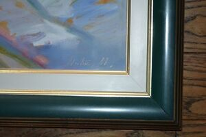 """Beautiful Oil Paintings """"AFTER THE STORM"""" signed by artist Gatineau Ottawa / Gatineau Area image 2"""