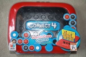 BRAND NEW - CONNECT 4 - JUST IN CASE TRAVEL GAME