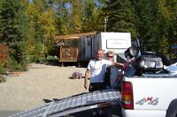 Vacation Rental on Gull Lake. Raymond Shores RV Resort