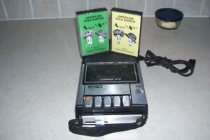 ELECTROHOME STEREO CASSETE PLAYER RECORDER